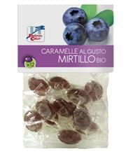 caramelle mirtillo