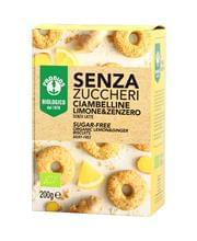 ciambelline-biscotti-limone-zenzero-no-zucchero
