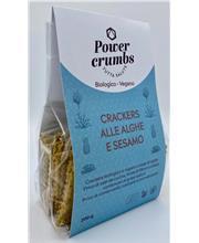 crackers alghe e sesamo