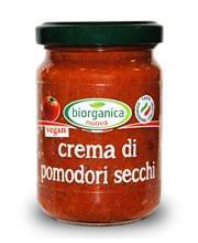 crema di pomodori secchi 140g