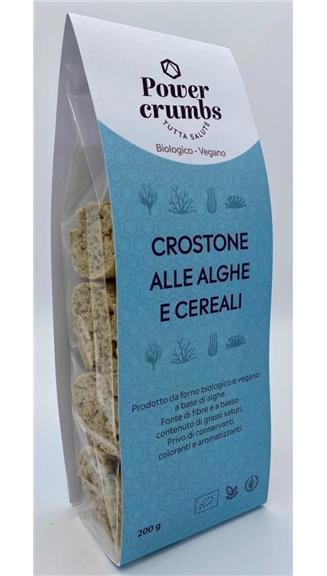 crostone alghe