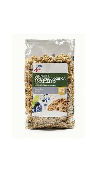 crunchy avena quinoa mirtillo