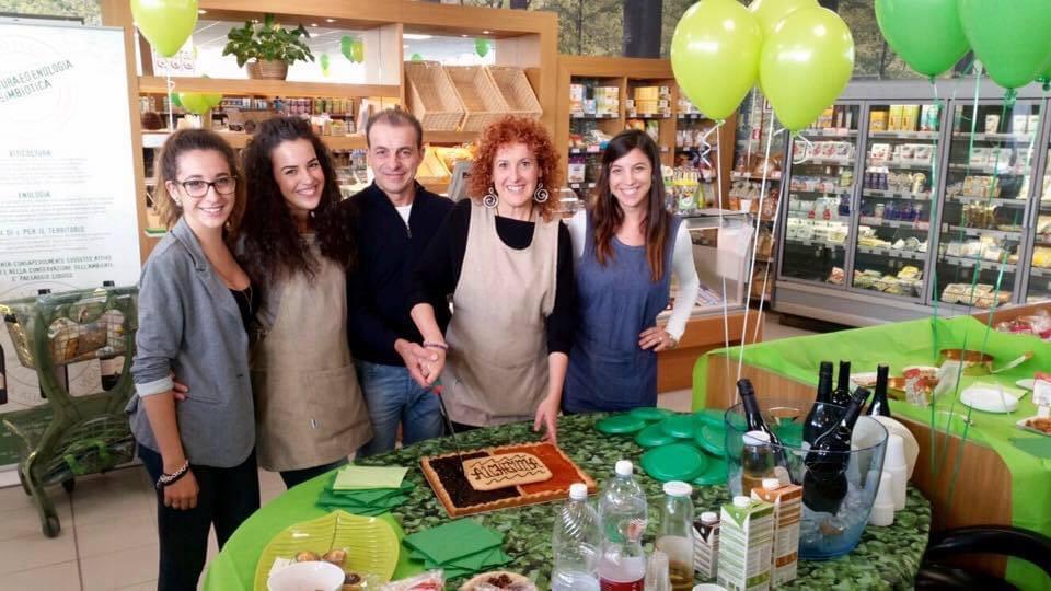 Famiglia Ruggeri di ALchemilla Biomarket