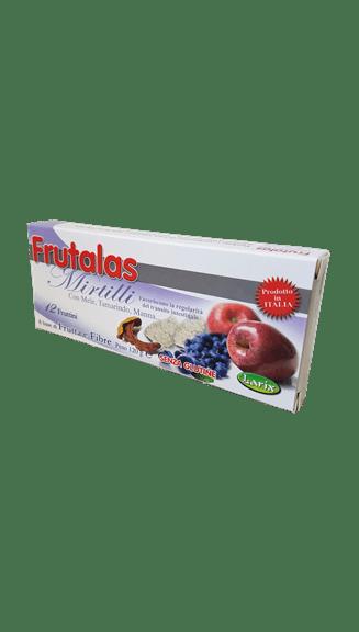 Frutalas Mirtilli 12 cubetti 030818