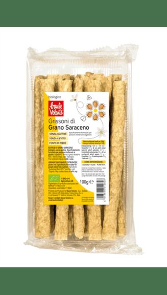 grissoni grano saraceno