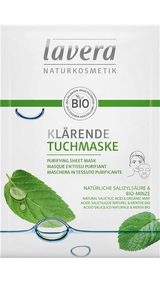 lavera-maschera-schiarente-in-tessuto-con-acido-salicilico-naturale-e-menta-bio-1-pz-1234896-it