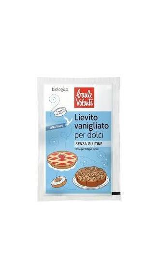 lievito vanigliato