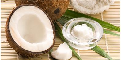 Olio di cocco principale