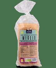 pane con cereali alternativi miglio