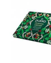 Pukka Herbs advent calendar
